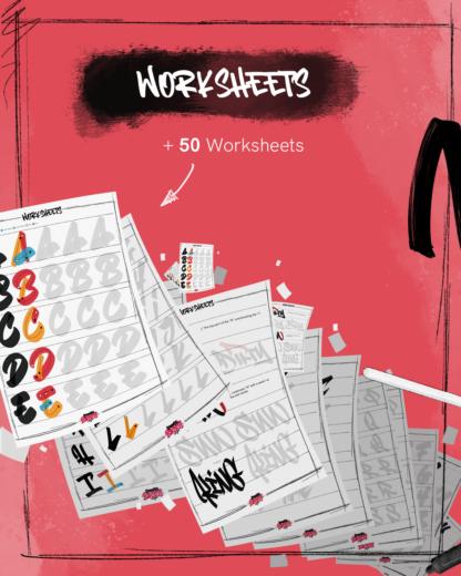 50 worksheets