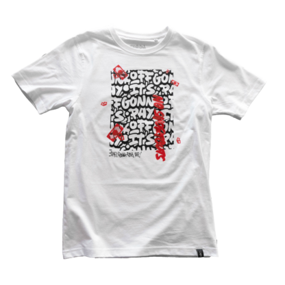 """Thumbnail - Handprinted, Limited Edtion T-Shirt """"It's gonna pay off"""" 2021"""